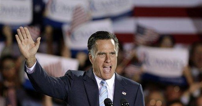 FACT CHECK: Romney on his dad growing up poor