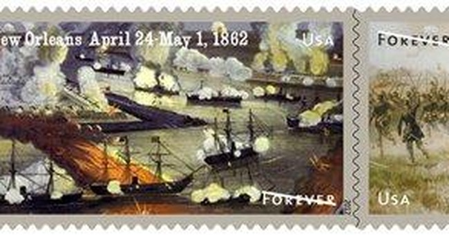 US Postal Service releases 2 new Civil War stamps