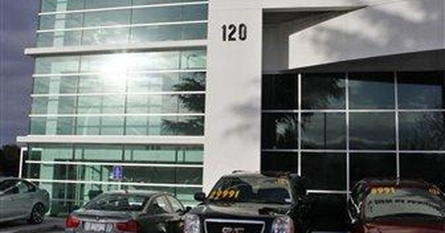 AutoNation 1Q net income up on higher car sales