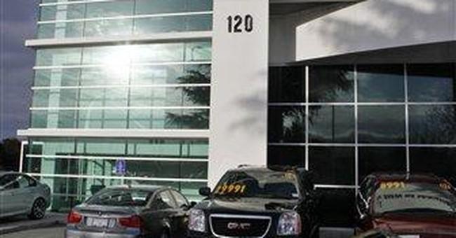 AutoNation 1Q net income up on higher car sales