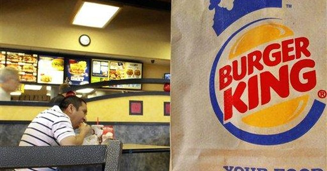 Burger King makes cage-free eggs, pork promise