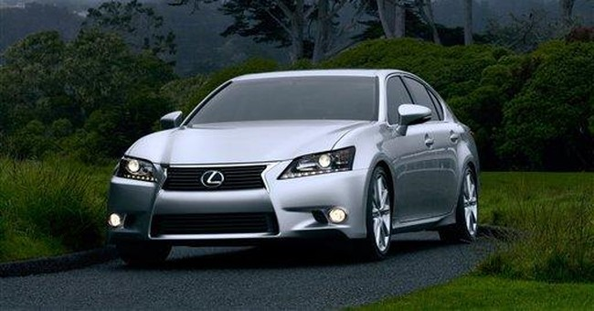 Lexus GS gets F Sport treatment