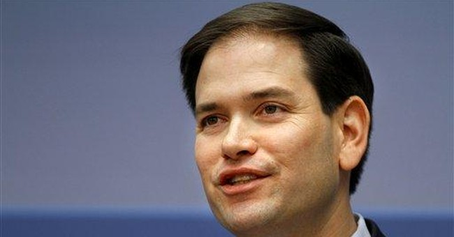Rubio elevating profile amid VP speculation