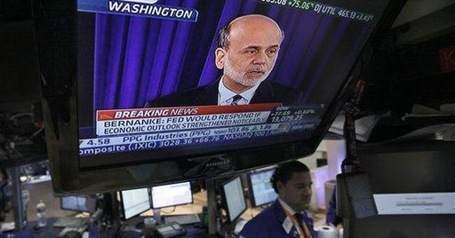 Bernanke: Fed could act again to stimulate economy
