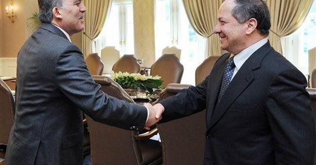 AP Interview: Crisis worries Iraqi Kurdish leader