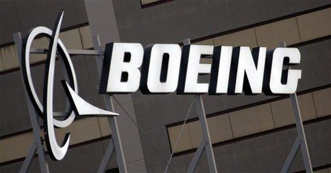 Commercial aircraft sales boost Boeing 1Q earnings