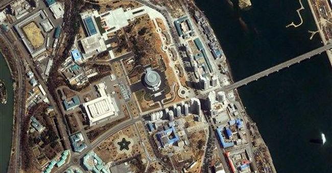 Military says NKorea has 'powerful modern weapons'