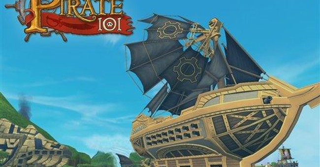 First wizards, now pirates for online game maker