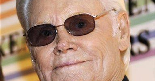 Country star George Jones makes family feud public