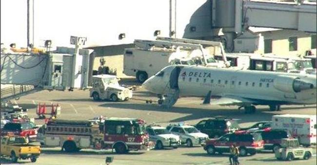 CDC: Airline passenger didn't have monkeypox