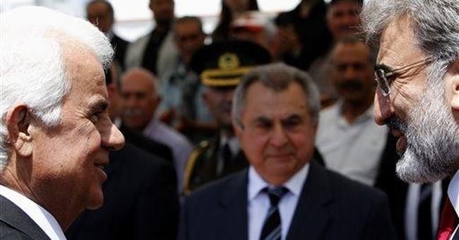 Turkey starts oil, gas search in north Cyprus