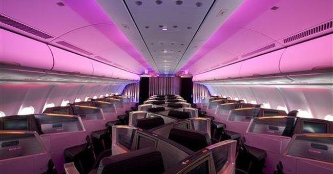 Virgin Atlantic upgrades its business class seats