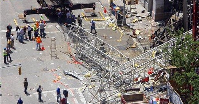 Crane owner cleared in deadly 2008 collapse in NYC