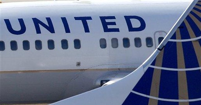 Computer glitches worsen United Airlines 1Q loss