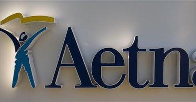Insurer Aetna's 1Q profit tumbles 13 percent