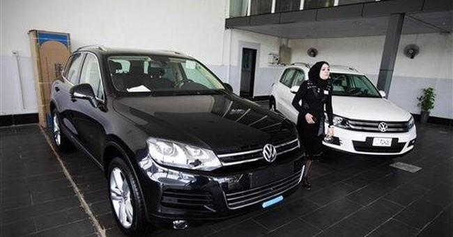 Iraqi plate dealers benefit as new car sales soar
