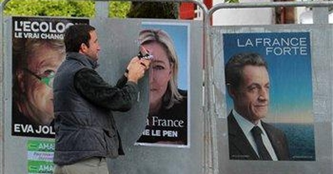 Far right Le Pen _ the face of French opposition?