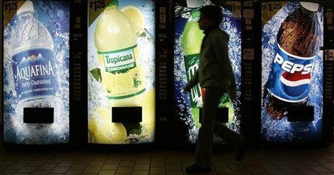 PepsiCo says 1Q net income edges lower