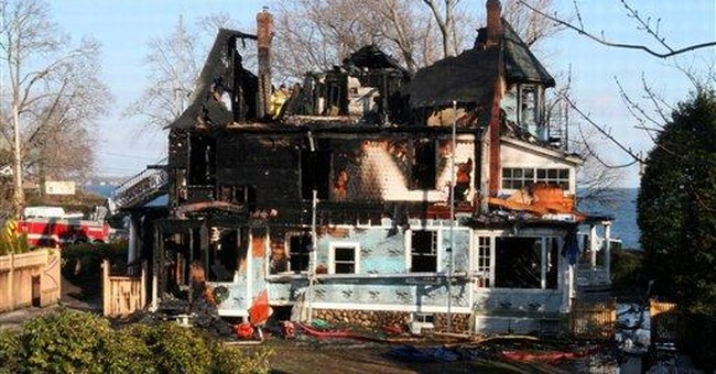Insurance co. balks at claims in fatal Conn. fire