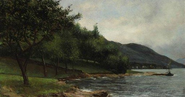 Paintings, stolen in 1976, going to NYC auction