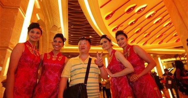 Galaxy plans $2.1B Macau casino expansion