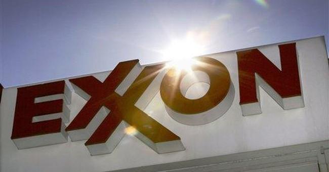 Exxon Mobil 1Q profit drops 11 percent