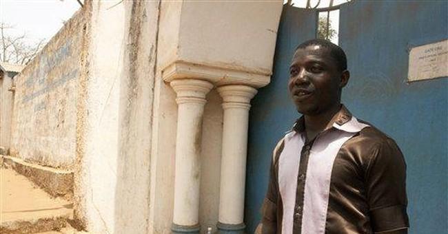 Sierra Leone victims cheer Charles Taylor verdict
