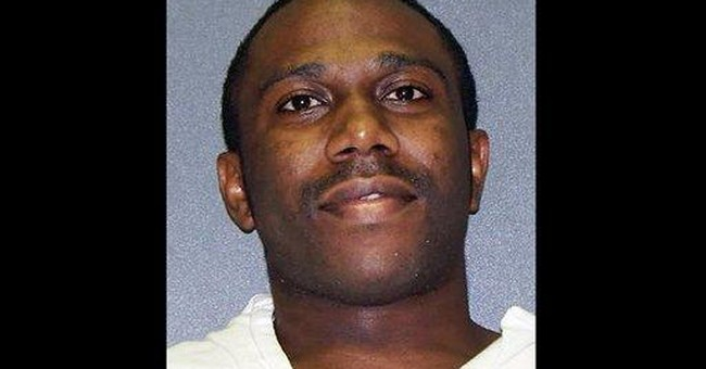 Texas man executed for role in robbery-shooting