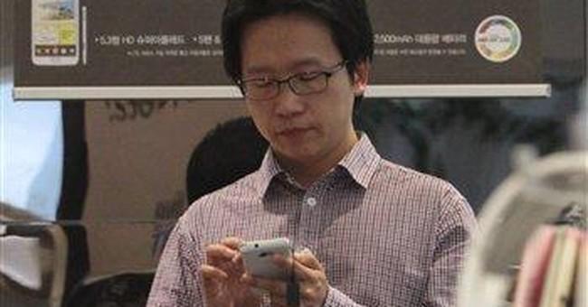 Samsung coyness puts smartphone crown in dispute