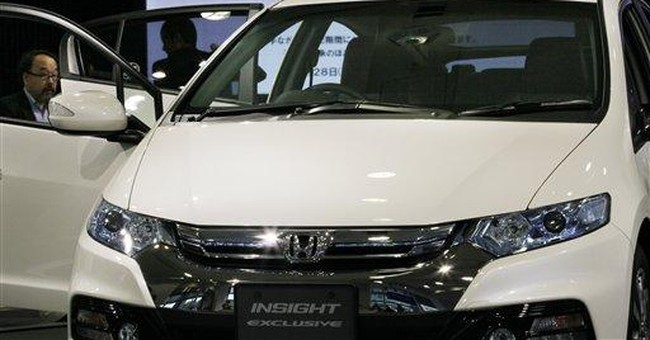 Honda quarterly profit jumps on improved sales
