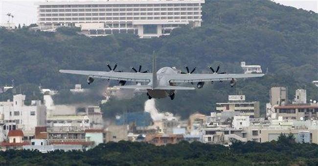 US to remove 9,000 Marines from Okinawa