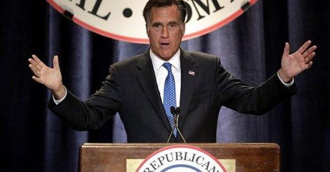 PROMISES, PROMISES: Romney pledges raise questions