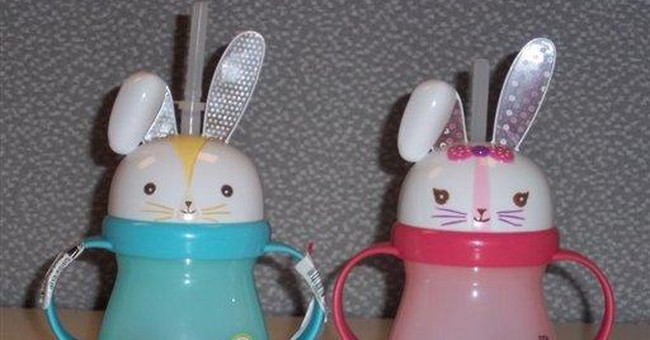 Recalls this week: Children's sippy cups, jackets