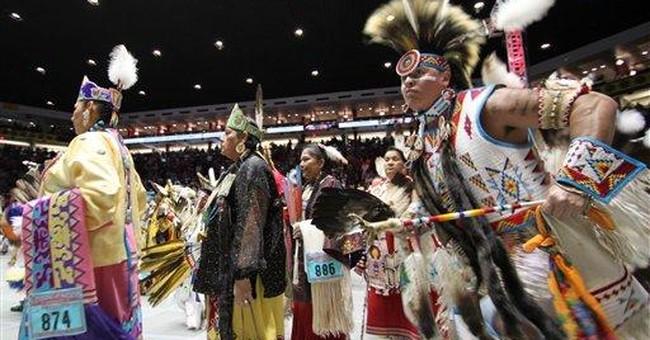 Powwow draws tens of thousands to NM