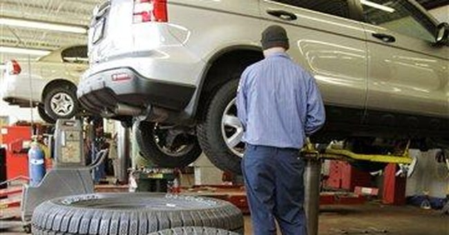 Goodyear refinancing charges lead to $11M 1Q loss