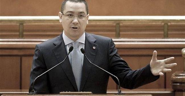 Romanian govt falls in no-confidence vote