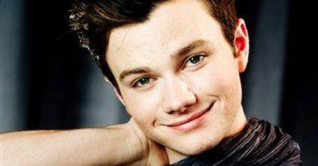 Chris Colfer of `Glee' writes his Hollywood ticket