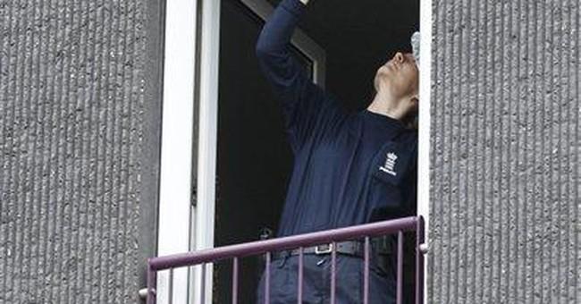 3 held in Denmark as part of terror probe