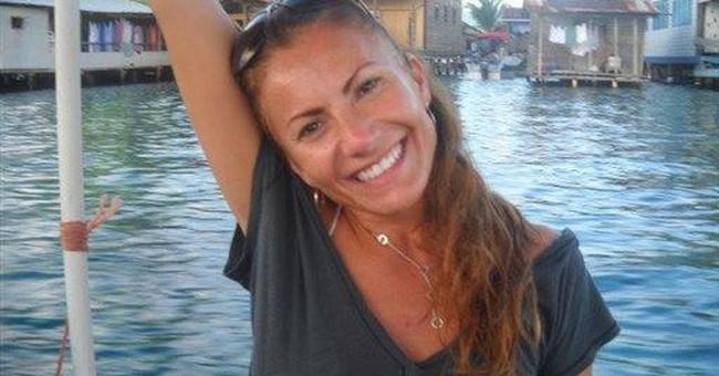 Panama police eye ex-Marine in missing woman case