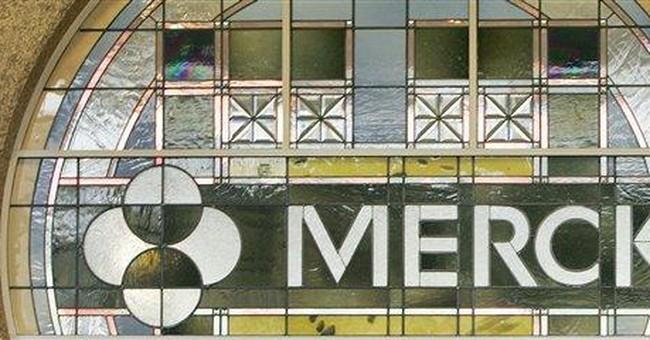 Merck posts big Q1 profit jump on lower charges