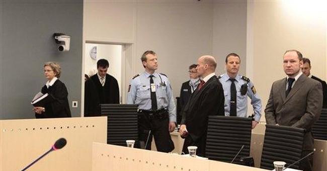 Oslo bomb survivor unaware of shooting massacre