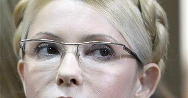 Tymoshenko: glamorous, divisive, imprisoned