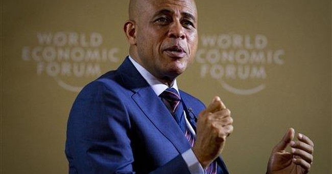 Haiti leader due to return home after medical care
