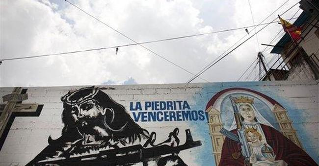 Pro-Chavez gangs tolerated, rule turf in Venezuela
