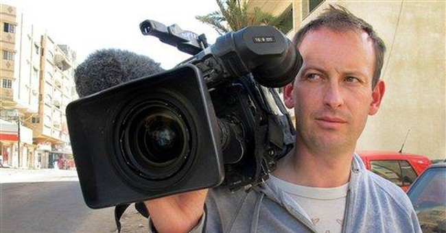 Journalist's death in Syria brings calls for probe