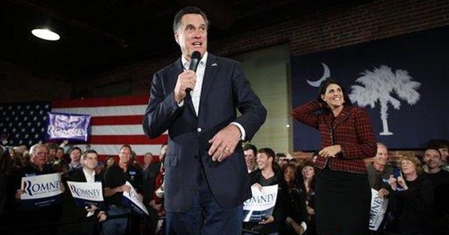 Business-friendly SC may forgive Romney's job cuts