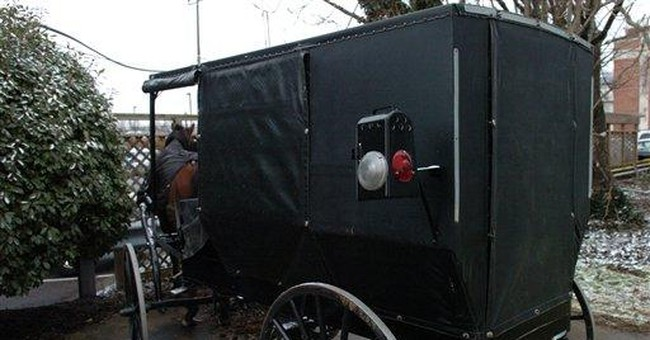 Ky. Amish men with objection to state law jailed