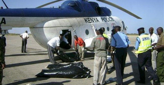 Somali militants say they captured Kenyan hostages