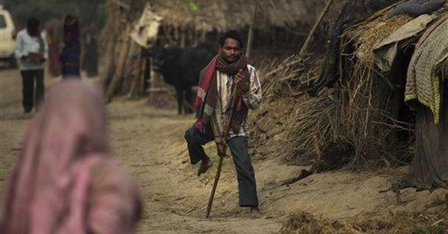 India marks milestone in fight against polio
