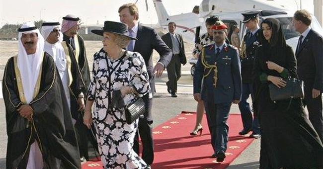 Dutch queen dismisses mosque visit criticism